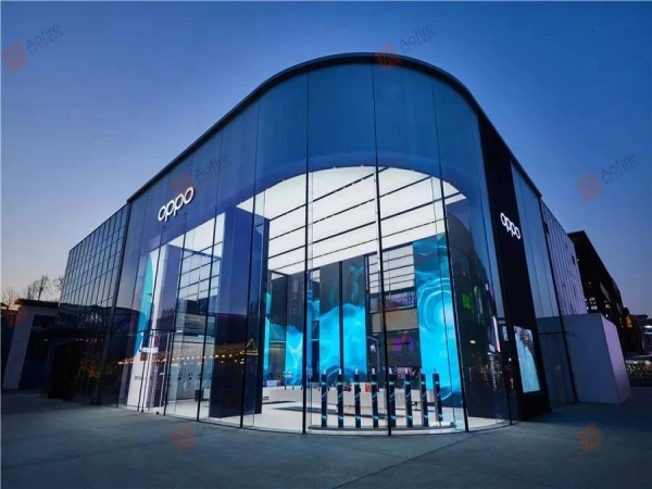 科技与现实的碰撞   北京OPPO旗舰店